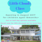 Little Clouds Class