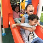 Playground fun at Bright Skies International School Bangkok