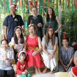 Happy staff at Bright skies international school bangkok