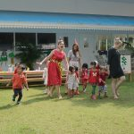Sukhumvit pre school fun at christmas time