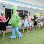 Celebrating international day at international pre-school in Bangkok