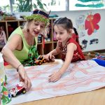 Christmas activities at Bright Skies international kindergarten Sukhumvit
