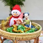 Christmas decorations pre school Sukhumvit