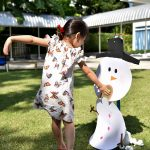 pin the nose on the snowman in bangkok!