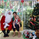Christmas activities during classes at nursery school bangkok
