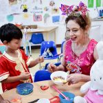 Chinese New Year activities at pre-school Bangkok